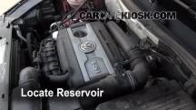 2011 Volkswagen Tiguan SE 2.0L 4 Cyl. Turbo Líquido limpiaparabrisas