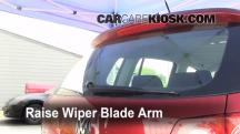 2011 Volkswagen Tiguan SE 2.0L 4 Cyl. Turbo Windshield Wiper Blade (Rear)
