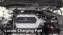 2012 Acura TL 3.5L V6 Aire Acondicionado