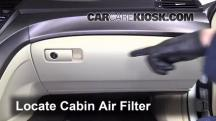 2012 Acura TL 3.5L V6 Filtro de aire (interior)