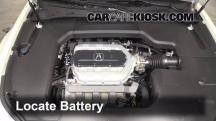 2012 Acura TL 3.5L V6 Battery