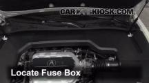 2012 Acura TL 3.5L V6 Fusible (motor)