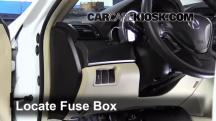 2012 Acura TL 3.5L V6 Fuse (Interior)