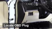 2012 Acura TL 3.5L V6 Compruebe la luz del motor