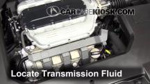 2012 Acura TL 3.5L V6 Transmission Fluid