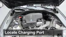 2012 BMW 528i xDrive 2.0L 4 Cyl. Turbo Air Conditioner