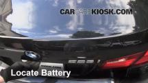 2012 BMW 528i xDrive 2.0L 4 Cyl. Turbo Battery