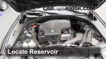 2012 BMW 528i xDrive 2.0L 4 Cyl. Turbo Windshield Washer Fluid