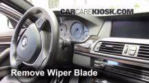 2012 BMW 528i xDrive 2.0L 4 Cyl. Turbo Windshield Wiper Blade (Front)