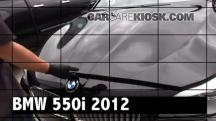 2012 BMW 550i xDrive 4.4L V8 Turbo Review