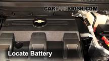 2012 Chevrolet Captiva Sport LTZ 3.0L V6 FlexFuel Battery