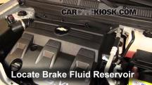2012 Chevrolet Captiva Sport LTZ 3.0L V6 FlexFuel Brake Fluid