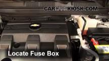 2012 Chevrolet Captiva Sport LTZ 3.0L V6 FlexFuel Fusible (motor)