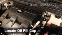 2012 Chevrolet Captiva Sport LTZ 3.0L V6 FlexFuel Aceite
