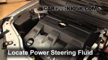 2012 Chevrolet Captiva Sport LTZ 3.0L V6 FlexFuel Líquido de dirección asistida