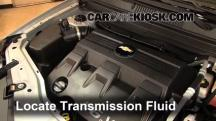 2012 Chevrolet Captiva Sport LTZ 3.0L V6 FlexFuel Transmission Fluid