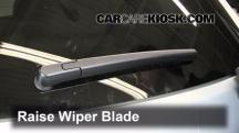 2012 Chevrolet Captiva Sport LTZ 3.0L V6 FlexFuel Escobillas de limpiaparabrisas trasero