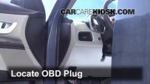 2012 Chevrolet Equinox LT 2.4L 4 Cyl. FlexFuel Compruebe la luz del motor