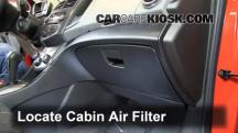 2012 Chevrolet Sonic LT 1.8L 4 Cyl. Sedan Air Filter (Cabin)