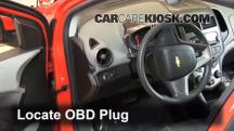 2012 Chevrolet Sonic LT 1.8L 4 Cyl. Sedan Check Engine Light