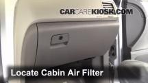 2012 Chevrolet Traverse LS 3.6L V6 Air Filter (Cabin)
