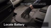 2012 Chevrolet Traverse LS 3.6L V6 Battery