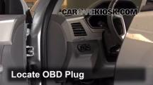 2012 Chevrolet Traverse LS 3.6L V6 Check Engine Light