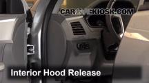 2012 Chevrolet Traverse LS 3.6L V6 Capó