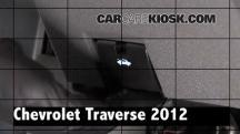 2012 Chevrolet Traverse LS 3.6L V6 Review