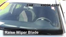 2012 Chrysler 200 LX 2.4L 4 Cyl. Sedan (4 Door) Windshield Wiper Blade (Front)