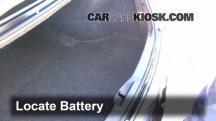 2012 Chrysler 300 Limited 3.6L V6 Battery