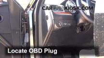 2012 Chrysler 300 Limited 3.6L V6 Compruebe la luz del motor