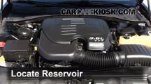 2012 Chrysler 300 Limited 3.6L V6 Líquido limpiaparabrisas