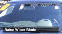 2012 Chrysler 300 Limited 3.6L V6 Escobillas de limpiaparabrisas delantero