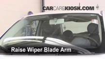 2012 Fiat 500 Pop 1.4L 4 Cyl. Windshield Wiper Blade (Front)