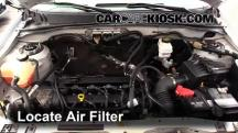 2012 Ford Escape XLT 2.5L 4 Cyl. Air Filter (Engine)