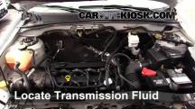 2012 Ford Escape XLT 2.5L 4 Cyl. Transmission Fluid