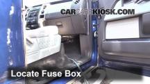 2012 Ford F-150 XLT 5.0L V8 FlexFuel Crew Cab Pickup Fuse (Interior)