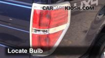 2012 Ford F-150 XLT 5.0L V8 FlexFuel Crew Cab Pickup Luces