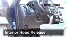 2012 Ford F-150 XLT 5.0L V8 FlexFuel Crew Cab Pickup Capó