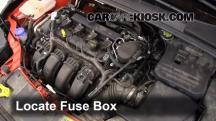 2012 Ford Focus SE 2.0L 4 Cyl. Sedan Fusible (motor)