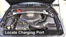 2012 Ford Mustang GT 5.0L V8 Coupe Air Conditioner
