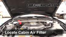 2012 Ford Mustang GT 5.0L V8 Coupe Air Filter (Cabin)