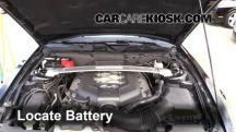 2012 Ford Mustang GT 5.0L V8 Coupe Battery