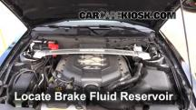2012 Ford Mustang GT 5.0L V8 Coupe Brake Fluid