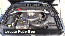 2012 Ford Mustang GT 5.0L V8 Coupe Fusible (motor)