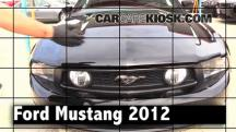 2012 Ford Mustang GT 5.0L V8 Coupe Review