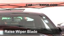 2012 Ford Mustang GT 5.0L V8 Coupe Windshield Wiper Blade (Front)