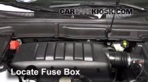 2012 GMC Acadia SLE 3.6L V6 Fusible (motor)