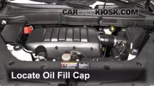 2012 GMC Acadia SLE 3.6L V6 Aceite